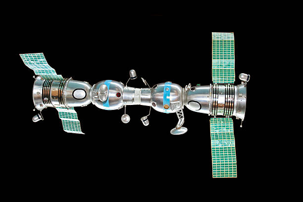 Satellite - foto stock