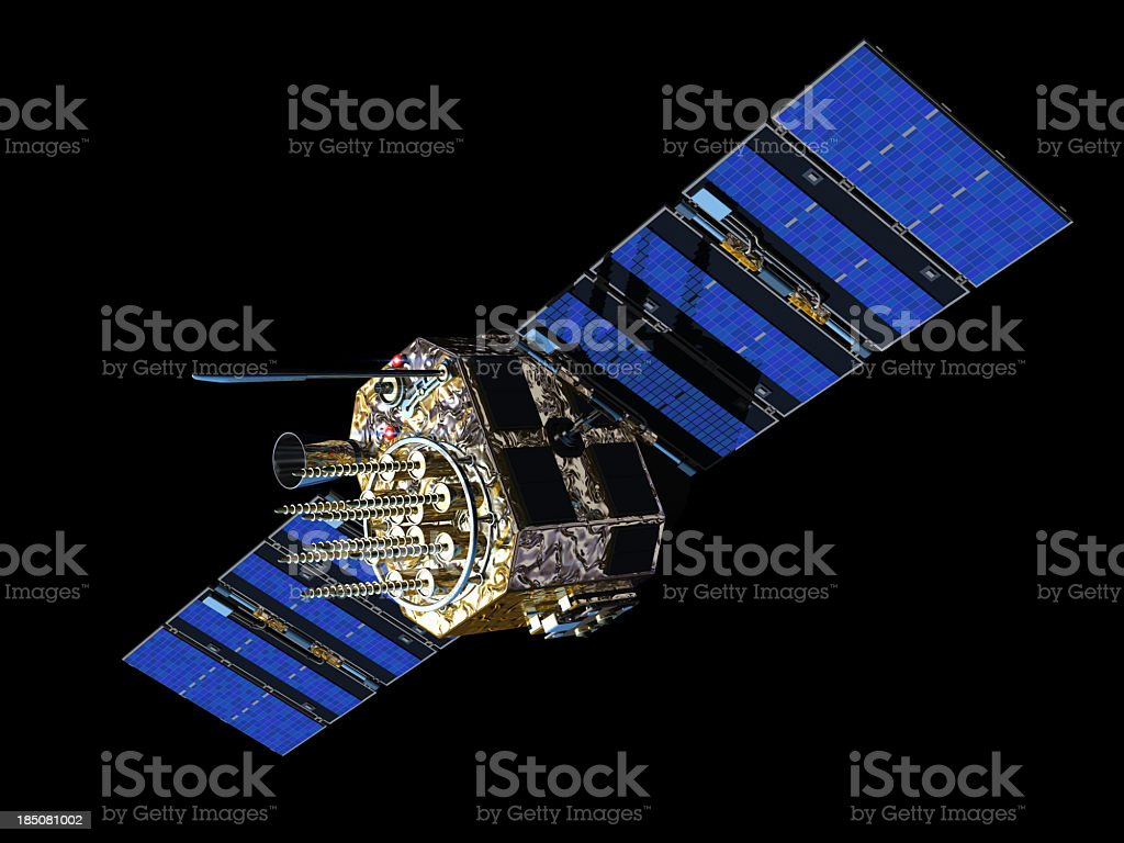 Par Satellite - Photo