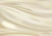 light golden satin, silk, texture background