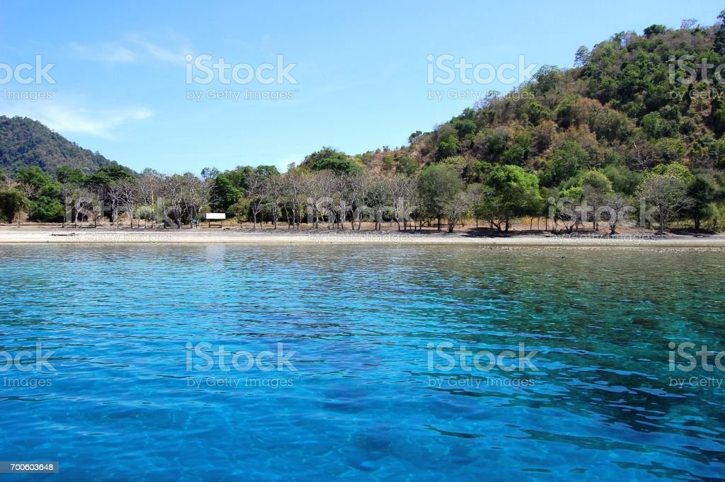 Satonda Island, North Sumbawa, Indonesia