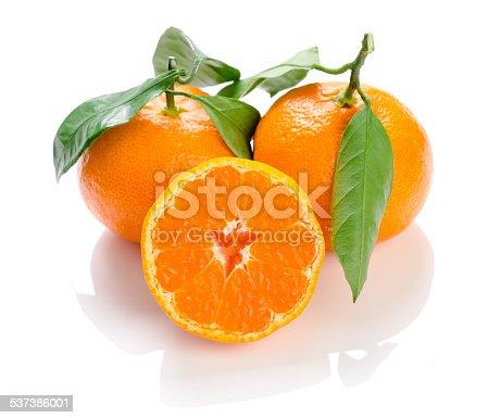 Citrus unshiu (Satsuma oranges)