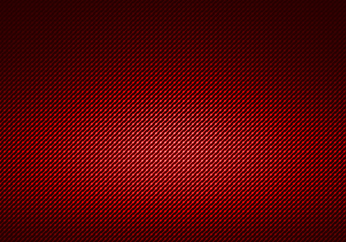 Saturated Red Carbon Fiber Texture For Vehicle Tuning ...