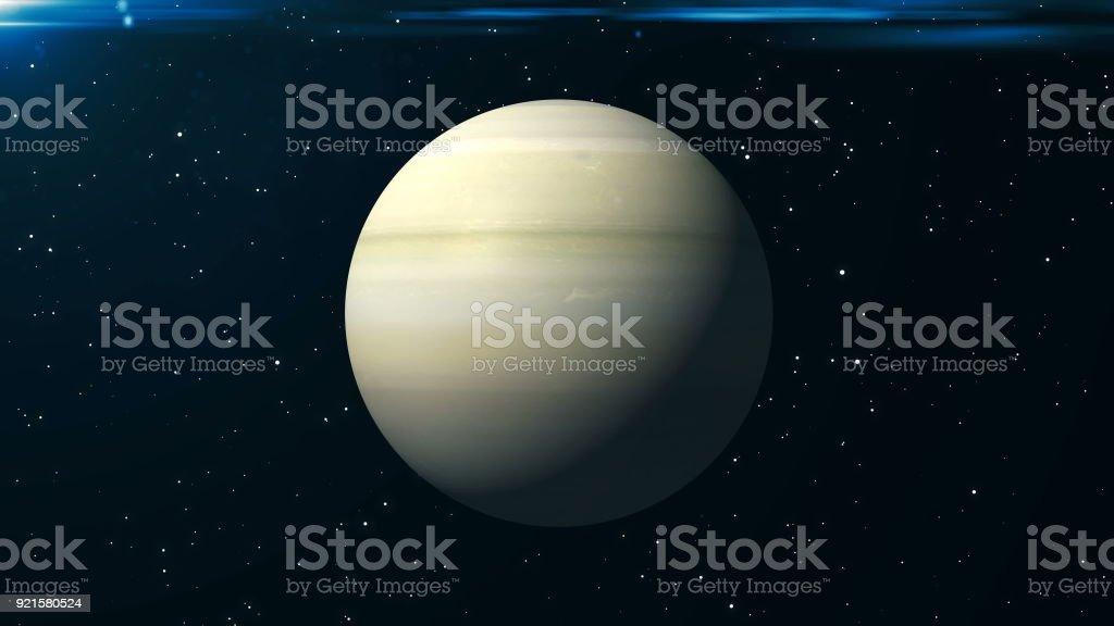 Fotografía de Fondo De Saturno Marco Digital 3d De Renderizado Telón ...