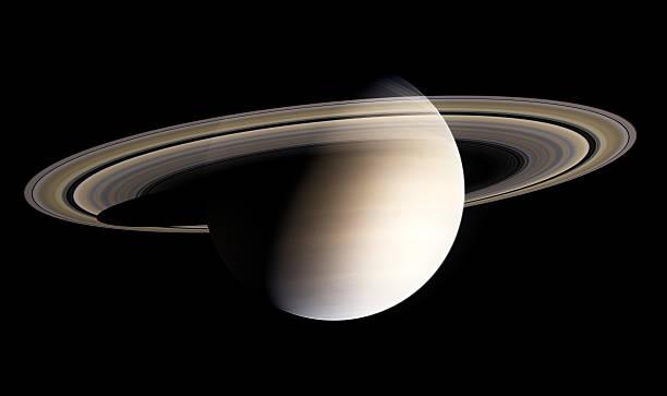 Saturn stock photo