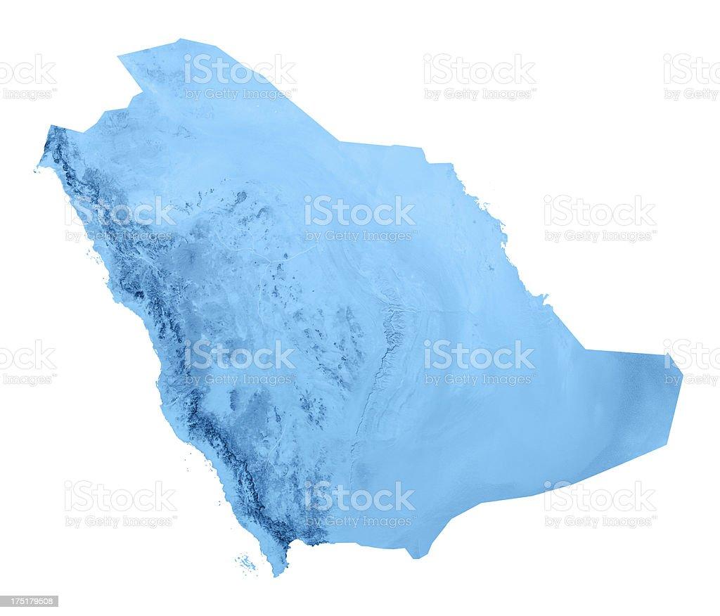 Topographic Map Of Saudi Arabia.Royalty Free Saudi Arabia Topographic Map Pictures Images And Stock