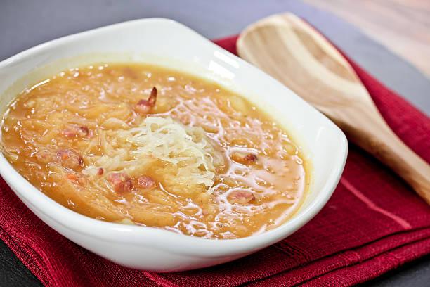 Sauerkraut Suppe – Foto