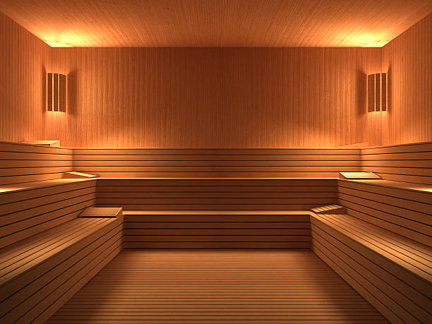 Sauna Sauna sauna stock pictures, royalty-free photos & images