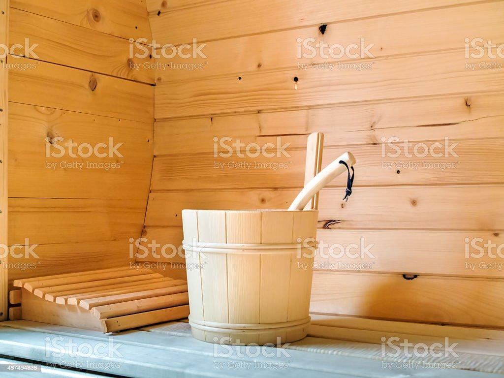 Faszinierend Sauna Bilder Sammlung Von Eine Lizenzfreies Stock-foto