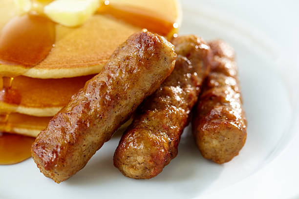 sausage - sausage stock photos and pictures