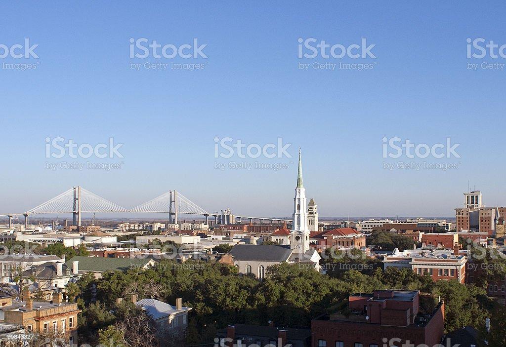 Savannah stock photo