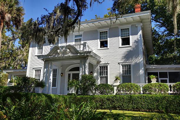 Savannah Residence stock photo
