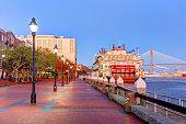 istock Savannah Waterfront 1194587646