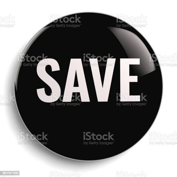 Save black round symbol isolated picture id964387690?b=1&k=6&m=964387690&s=612x612&h=4gpmf5e4b6j1h pwucj gtjrrfrneu41v1yu5hl fyc=