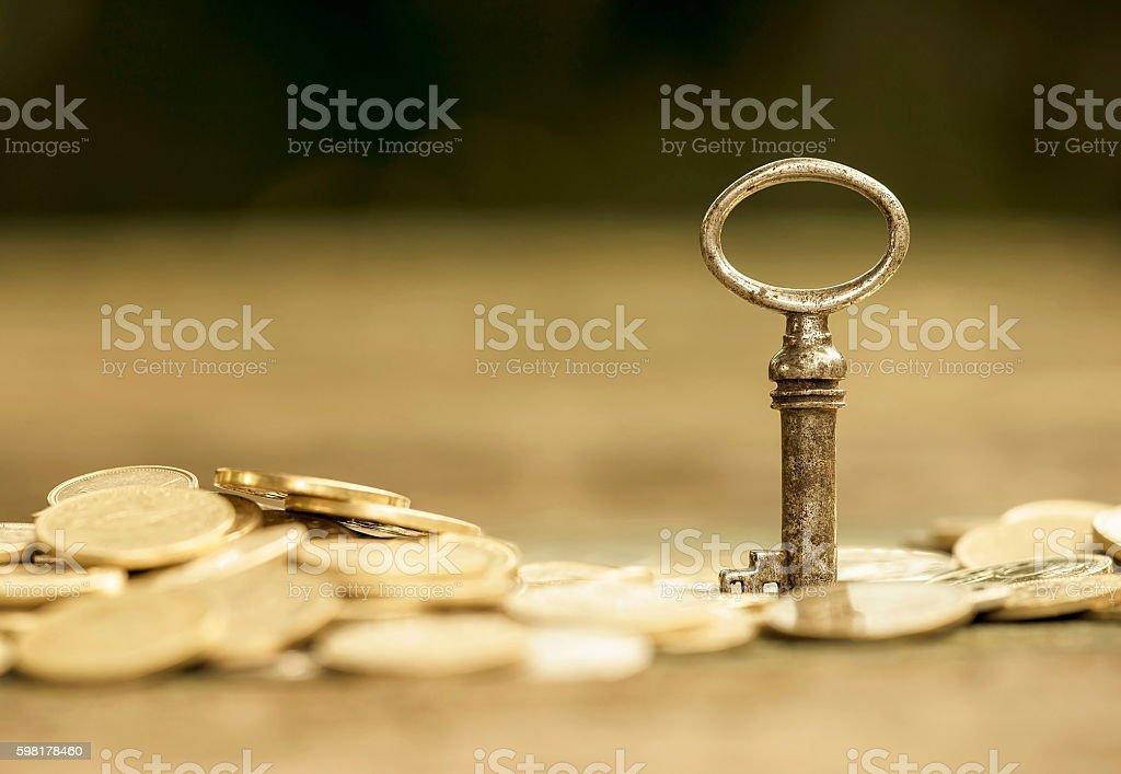 Economize dinheiro conceito  foto royalty-free