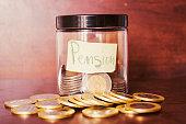 istock save money pension 827122932