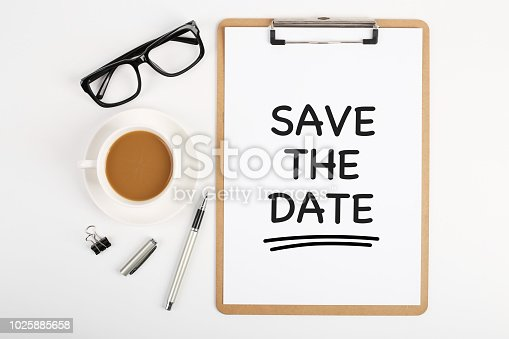 istock Save The Date Concept 1025885658