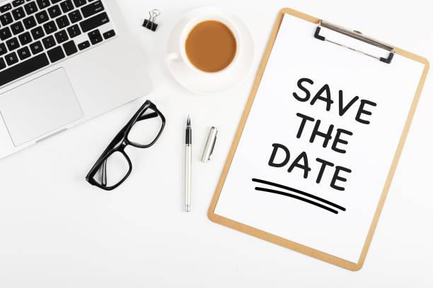speichern sie die datum-konzept - save the date stock-fotos und bilder
