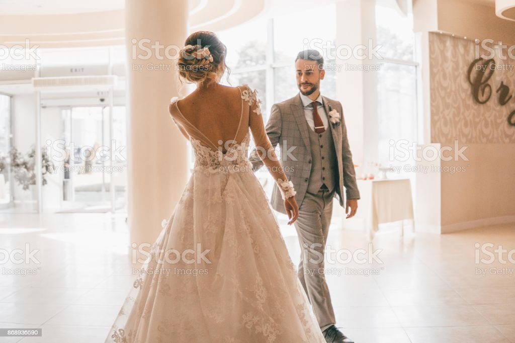 Save the last dance for me stock photo
