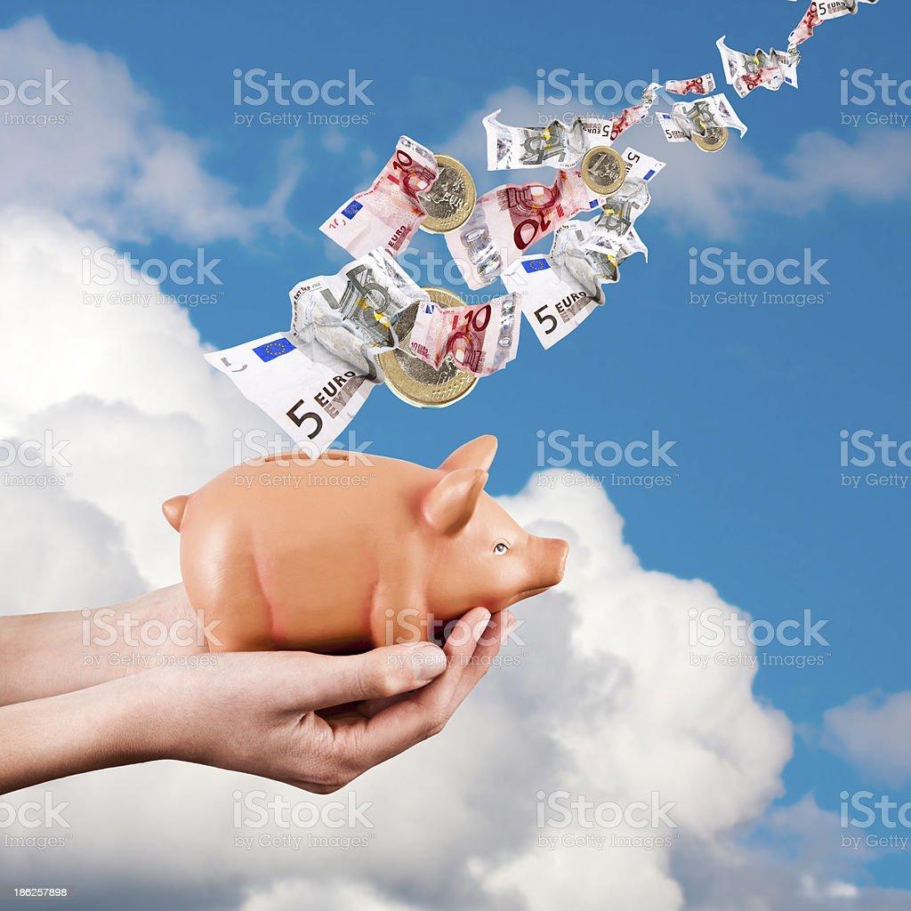 saver royalty-free stock photo