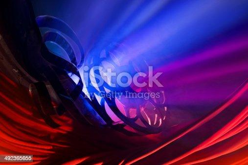 istock Saver to start movie 492365655
