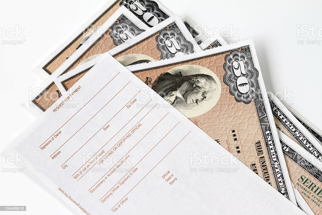 Ahorro de enlaces - foto de stock