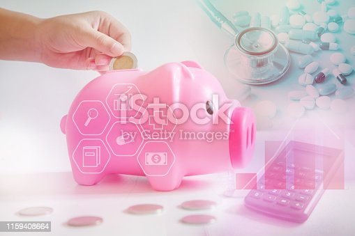 Saving money for health care cost