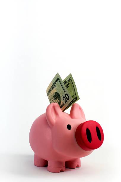 экономия деньги - breast cancer awareness стоковые фото и изображения