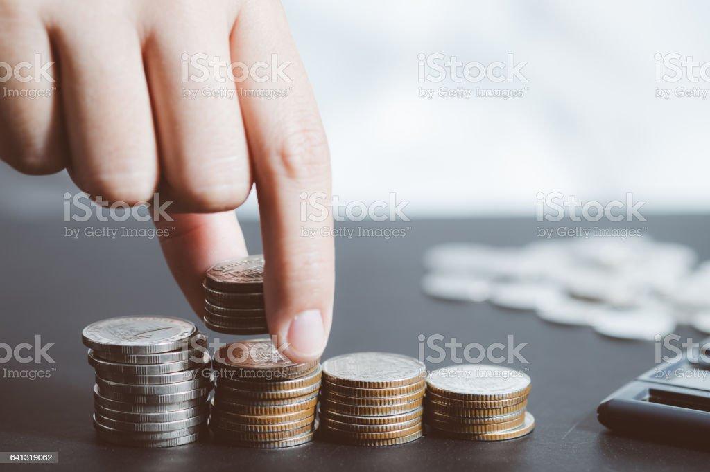 Geld sparen  – Foto