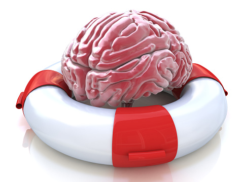 istock Saving your brain and preserving memory, neurological function 486690850
