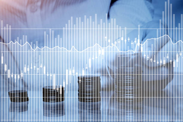 einsparungen oder investment-konzept - inflation stock-fotos und bilder