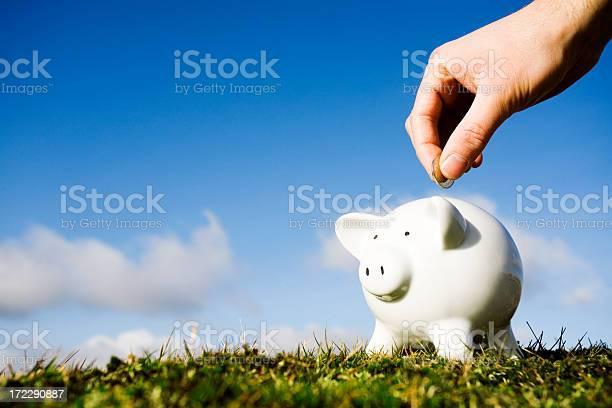 Savings Stock Photo - Download Image Now