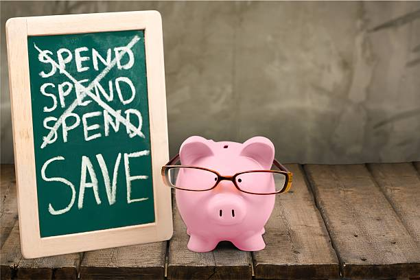 savings - commercial activity stock photos and pictures