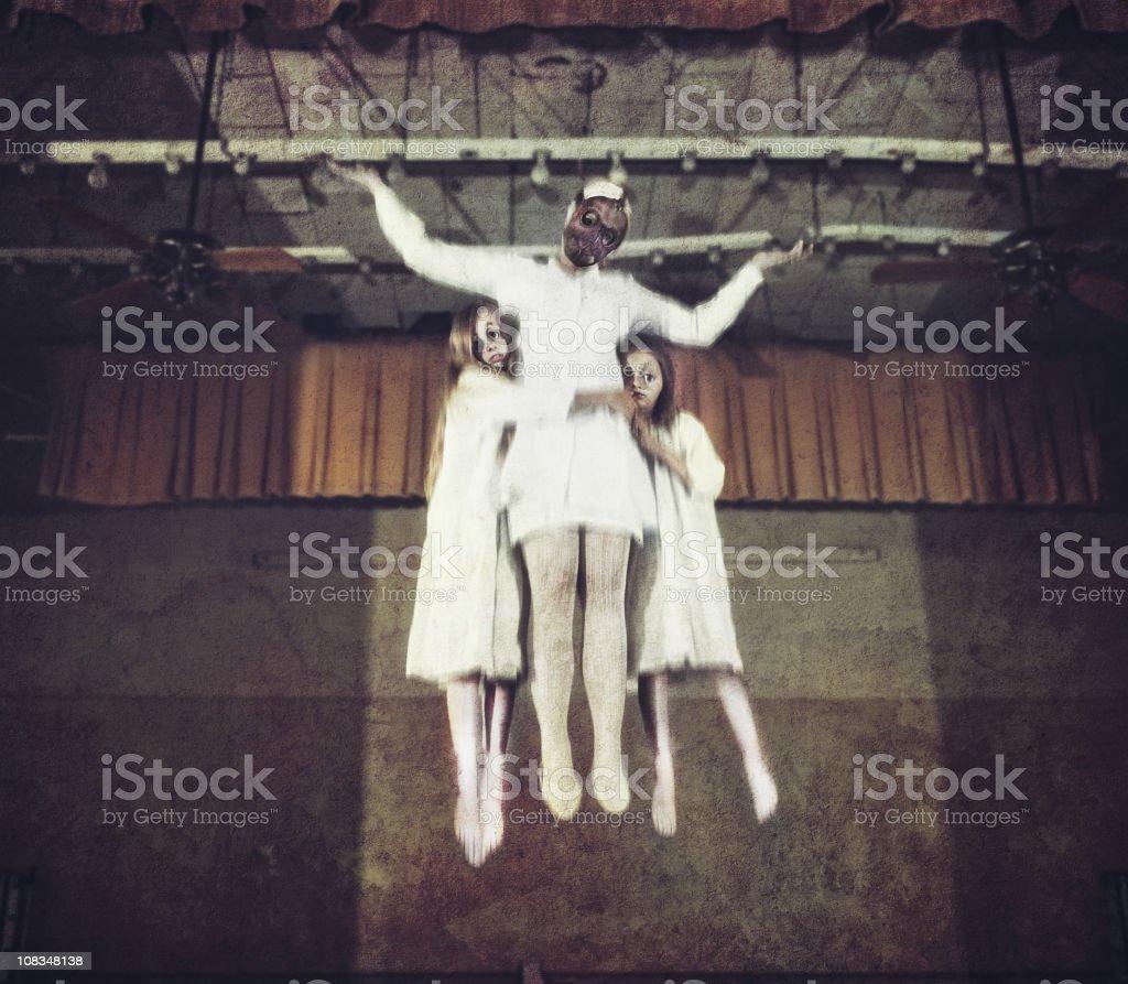 Savior royalty-free stock photo