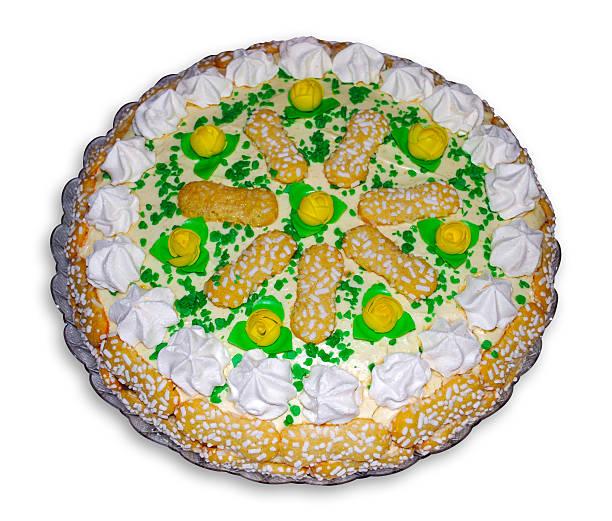 savoiardi torta crema - weihnachtlich tiramisu stock-fotos und bilder