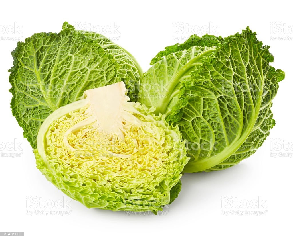 Savoy Cabbage Stock Photo Download Image Now Istock
