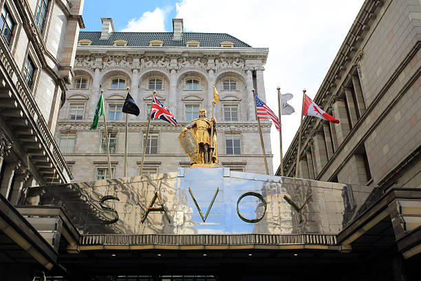 Savoy-Hotel London – Foto
