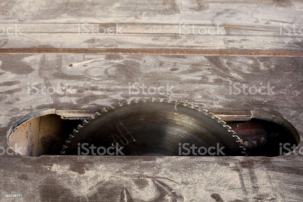 Sawmill royalty-free stock photo