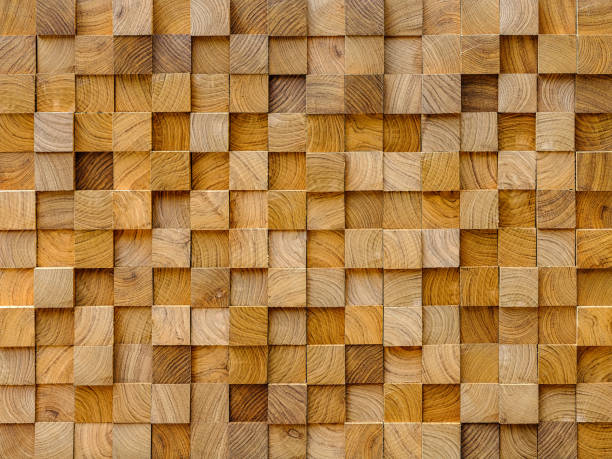 Sawn teak wood section square trimmed lengths stacked on a shelf, for sale, in a timber yard. Sawn teak wood section square trimmed lengths stacked on a shelf, for sale, in a timber yard, background. half timbered stock pictures, royalty-free photos & images