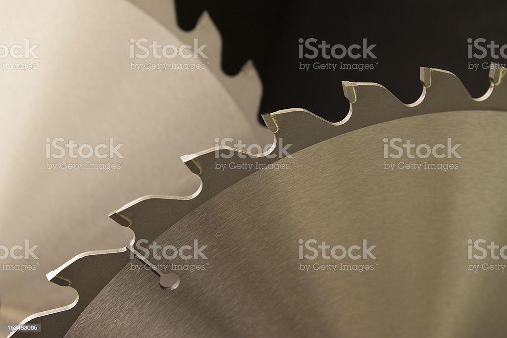 saws stock photo
