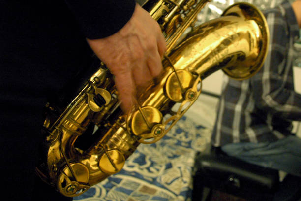 Sax Sax new age music stock pictures, royalty-free photos & images