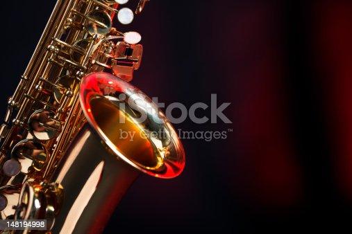 Alto saxophone. Camera: Canon EOS 1Ds Mark III.