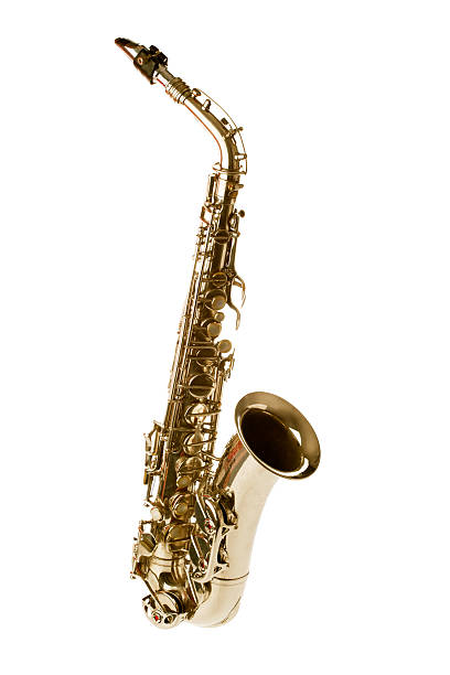 sax - musical instrument stock photos and pictures