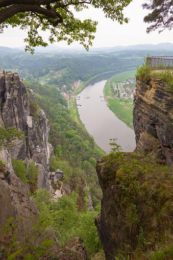 Saxon Switzerland National Park Germany Stock Photo - Download Image Now
