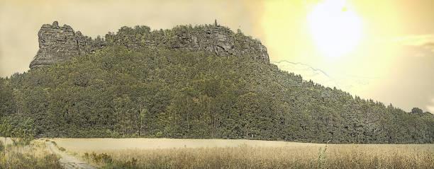 sächsische schweiz - havadi-nagy stock-fotos und bilder