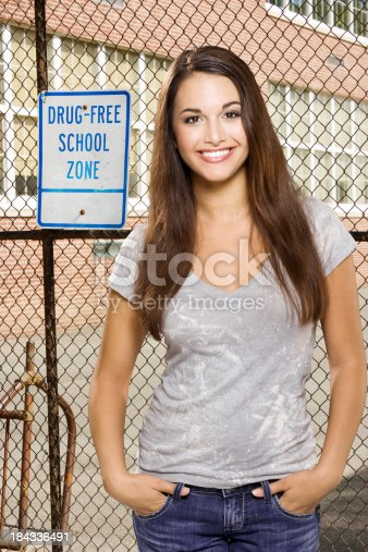 istock Say no to drugs 184336491