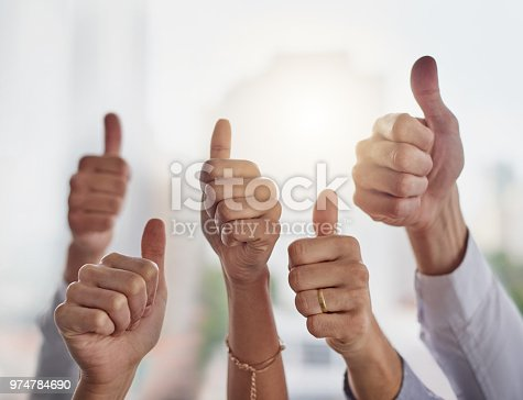 888892364istockphoto Say yes in the pursuit of success 974784690