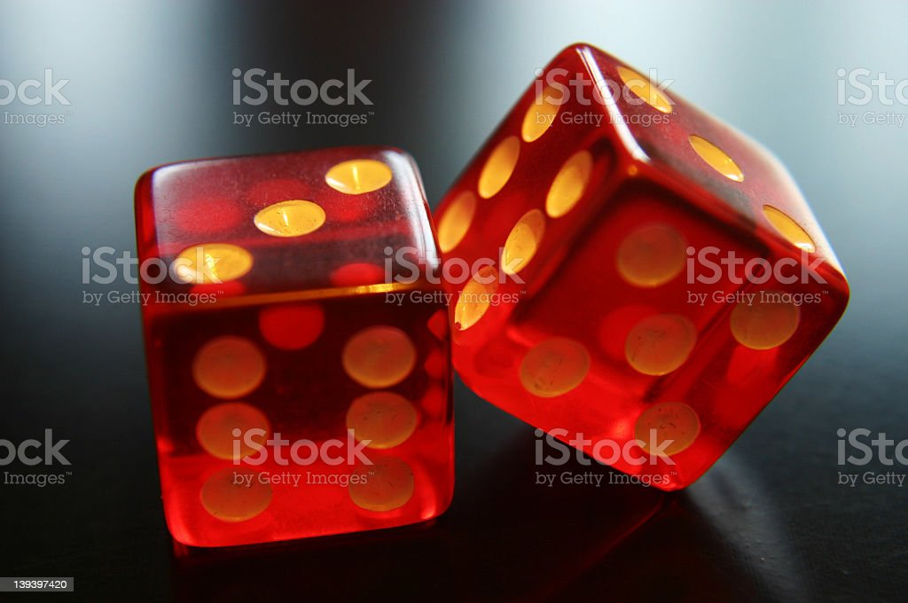 dice 3 royalty-free stock photo