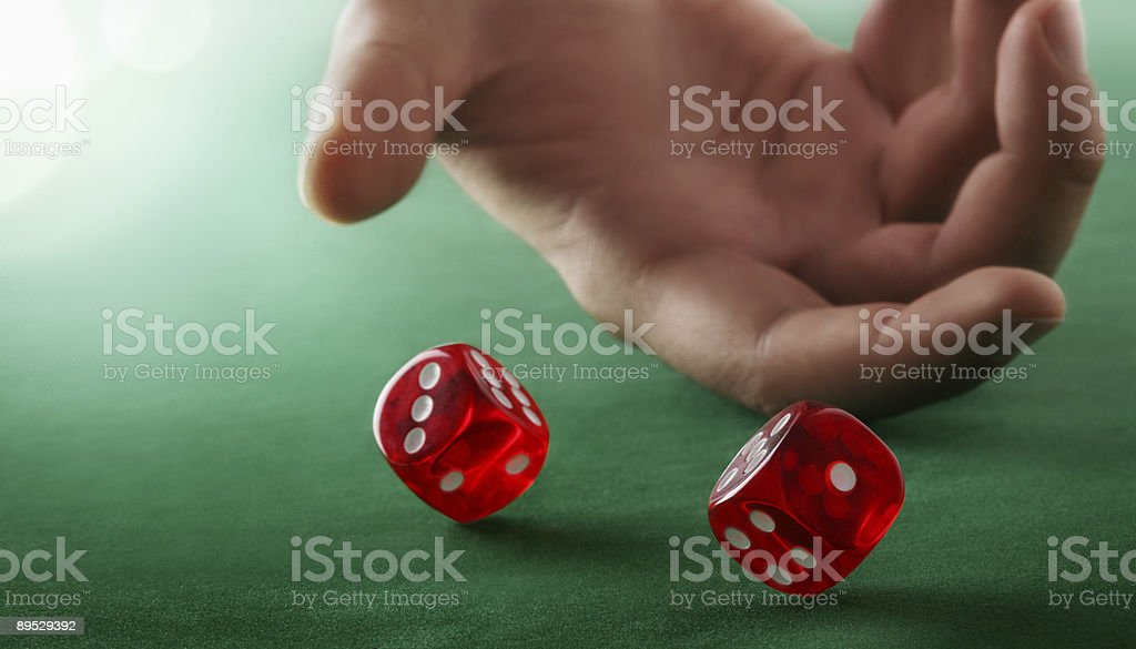 dice royalty-free stock photo