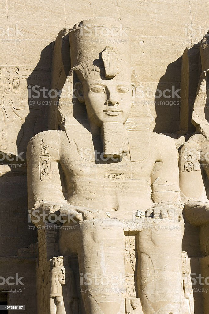 sbu simbel royalty-free stock photo