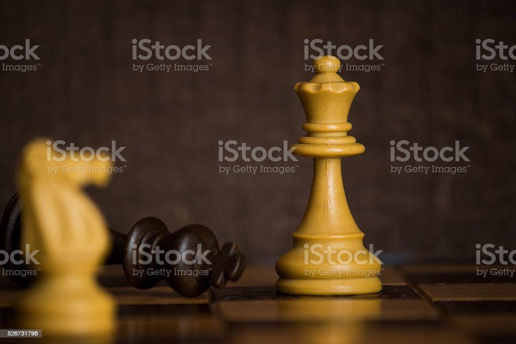 Scacchi stock photo